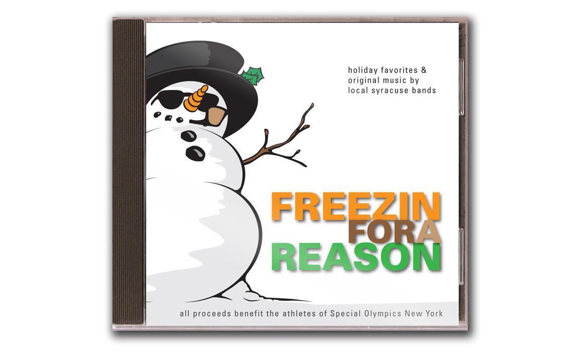 Freezin For A Reason